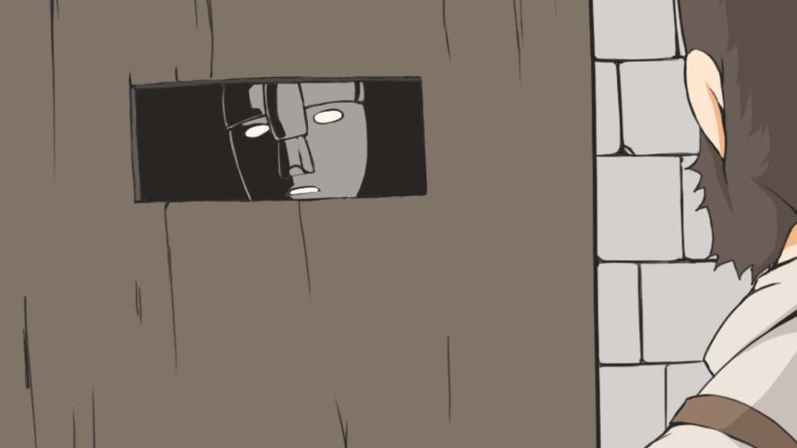 仮面の男 映画