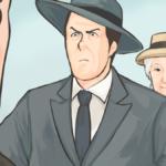 TVシリーズ『ミス・マープル』(ジョーン・ヒクソンさん版)ネタバレ感想。ピンクのショールを着た名探偵は、容赦なく罪を暴き出す。